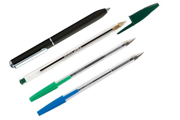 Diverse Kugelschreiber