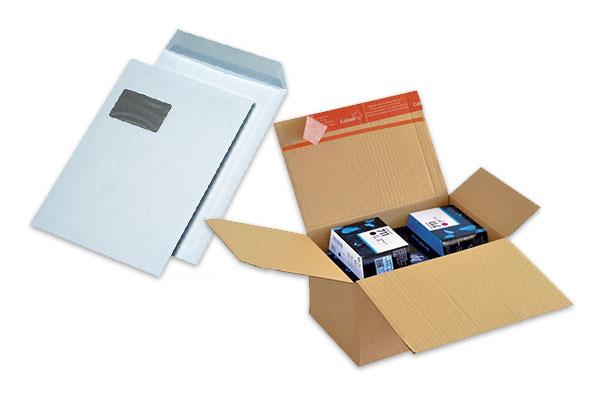 Versenden – Verpacken