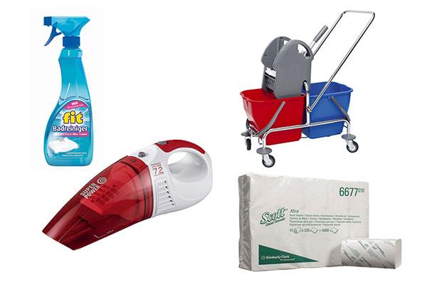 Hygiene - Reinigen