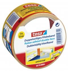Verlegeband / Klebeband doppelseitig 5 m x 50 mm  universal