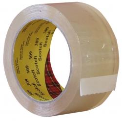 Verpackungsklebeband 6890 PVC, 66 m x 38 mm, transparent