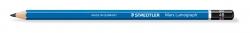 Bleistift  Mars® Lumograph® - 4B, blau