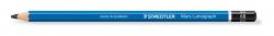 Bleistift  Mars® Lumograph® - 6B, blau