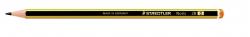 Noris® Bleistift 120, 2B, gelb- schwarz