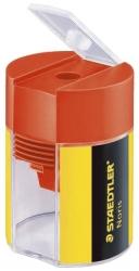 Dosenspitzer Noris® 511 004 - 8,2 mm Ø, 40 x 56 x 42 mm, gelb-schwarz