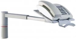 Telefon-Schwenkarm NOVUS ScopeMaster lichtgrau Telefonschwenker, lichtgrau, 2 kg