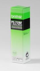 Brother® Thermotransfer-Rollen schwarz, 144 Seiten, PC72RF