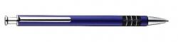 Kugelschreiber Spacetec Futura dunkelblau
