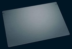 Klarsichtauflage für Schreibunterlage DURELLA SOFT - 65 x 50 cm, transparent