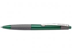 Druckkugelschreiber Loox - M, grün (dokumentenecht)