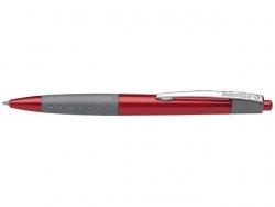 Druckkugelschreiber Loox - M, rot (dokumentenecht)