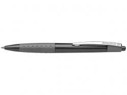 Druckkugelschreiber Loox - M, schwarz (dokumentenecht)