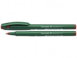 Faserschreiber Topwriter 147 - 0,6 mm, rot
