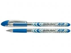 Kugelschreiber Slider Basic - M, blau