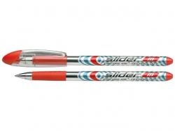 Kugelschreiber Slider Basic - M, rot