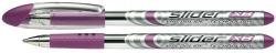 Kugelschreiber Slider Basic - XB, violett