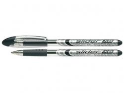 Kugelschreiber Slider Basic - XB, schwarz (dokumentenecht)