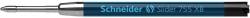 Kugelschreiber Großraummine Slider 755 - XB, schwarz (dokumentenecht)