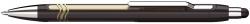 Kugelschreiber Epsilon Touch - XB, blau (dokumentenecht), schwarz/gold