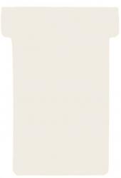 Kartentafel-Zubehör T-Karten - Größe 2, weiß