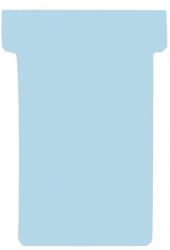 Kartentafel-Zubehör T-Karten - Größe 2, blau