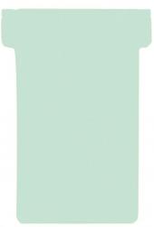 Kartentafel-Zubehör T-Karten - Größe 2, grün