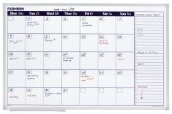 X-tra! Line Kalender, 7-Tage-Woche, 90 x 60 cm
