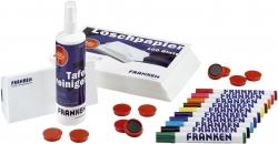 Starter-Set für Magnettafel, Schreib-, Plan- und Rastertafeln