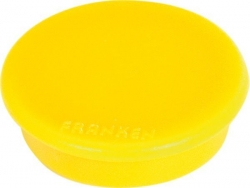 Magnet, 24 mm, 300 g, gelb