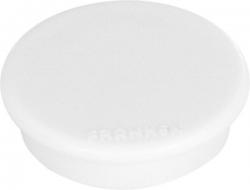 Magnet, 32 mm, 800 g, weiß