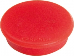 Magnet, 38 mm, 1500 g, rot