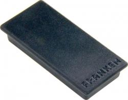 Magnet, 23 x 50 mm, 1000 g, schwarz