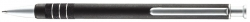 Kugelschreiber Spacetec Futura dschwarz
