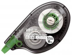 Korrekturroller MONO®, CT-YT4, Einweg, 4,2 mm x 10 m, weiß