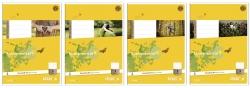 Heft LIN3 A4 32 Blatt 80g/qm 21 Doppellinien