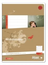 Hausaufgabenheft - A5, 48 Blatt, 80 g/qm