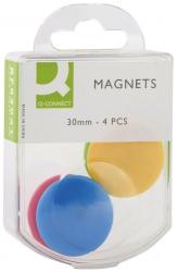 Haftmagnete - Ø 30 mm, sortiert, 4 Stück