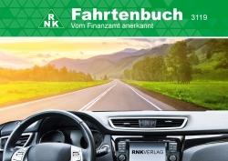 Fahrtenbuch für Pkw - 64 Seiten, A6 quer