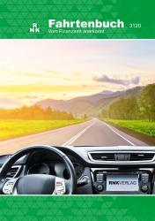 Fahrtenbuch für Pkw - 64 Seiten, A5