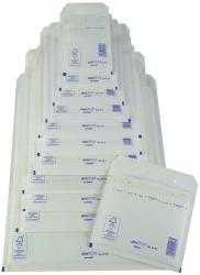 Luftpolstertaschen Nr. 2, 120x215 mm, weiß, 10 Stück