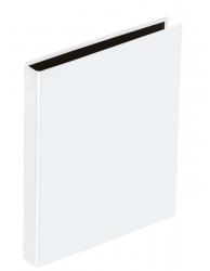Ringbuch Basic Colours - A5, 2-Bügel-Mechanik, Ring-Ø 20mm, weiß