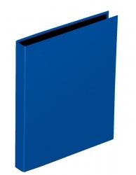 Ringbuch Basic Colours - A5, 2-Bügel-Mechanik, Ring-Ø 20mm, blau