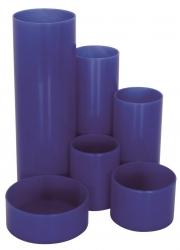 Schreibtischboy - blau, 120 x 135 x 150 mm
