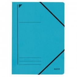 3980 Eckspanner - A4, 250 Blatt, Pendarec-Karton (RC), blau