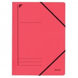 3980 Eckspanner - A4, 250 Blatt, Pendarec-Karton (RC),, rot