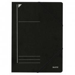 3980 Eckspanner - A4, 250 Blatt, Pendarec-Karton (RC), schwarz