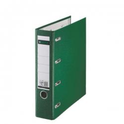 1012 Plastik-Doppelordner - 2x A5 quer, 75 mm, grün