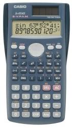 Taschenrechner FX-85MS, 240 Funktionen, Solar/Batterie, 85 x 155 x 12,2 mm