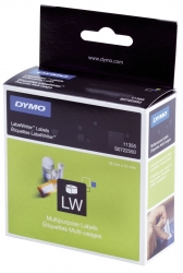 LabelWriter™ Etikettenrollen - Vielzwecketikett, 19 x 51 mm, weiß