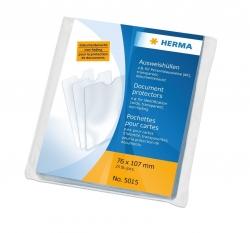 5015 Ausweishüllen 76x107 mm für Personalausweise
